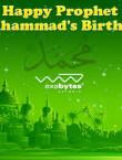 Celebrating birthday of Prophet SAWS