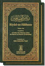 Riyadh al saliheen english pdf