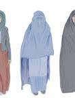 Muslim Woman's Hijab & Dress